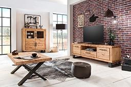 massivholz-moebel24.de | Wohnzimmer | Hochwertige Massivholzmöbel ...