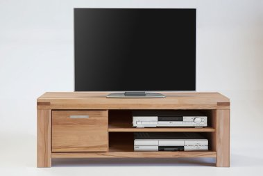 TV-Schrank No.2 Karla Wildeiche massiv