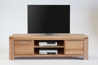 TV-Schrank No.4 Karla Wildeiche massiv