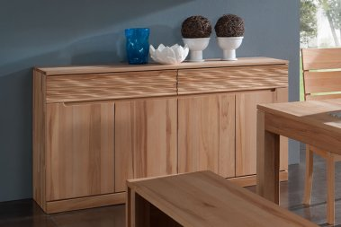 Sideboard No.1 Amadeo Kernbuche massiv