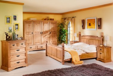 Komplettschlafzimmer No.2 Romantico