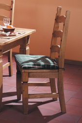 Stuhl No.1 Romantico Kiefer massiv