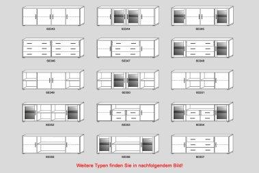 TV-Schrank/Lowboard No.9 Leanndro Wildeiche massiv