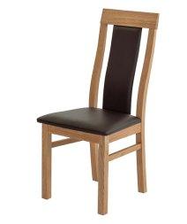 Stuhl No.9 Universal mit Sitz braun