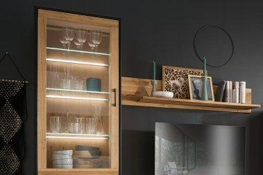 LED-Beleuchtung für Vitrine No.1 und Vitrine No.2 Alvaro