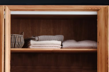 Einlegeboden breit für Kleiderschrank Aneca Wildeiche massiv