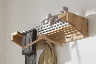 Garderobe No.1 Charma Kernbuche massiv