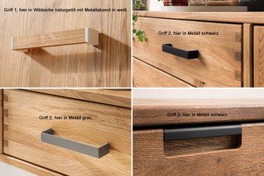 Griffe für Leanndro Möbel