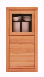 Highboard No.4 Santero Kernbuche massiv
