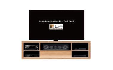 LANA-Premium Heimkino TV-Schrank, konfigurierbar