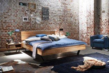 Bett No.2 Lana-Dream konfigurierbar