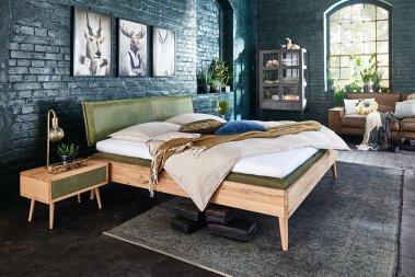 Bett No.8 Lana-Dream konfigurierbar