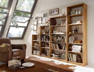 Bücherregal Marik, konfigurierbar