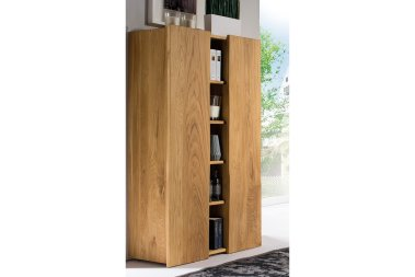 Highboard No.1 Marla Wildeiche massiv