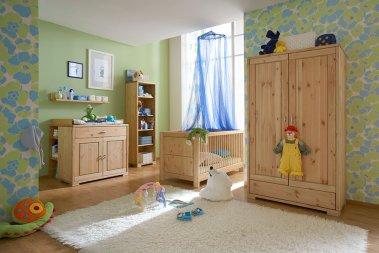 Babyzimmer No. 3 Janosch Kiefer massiv