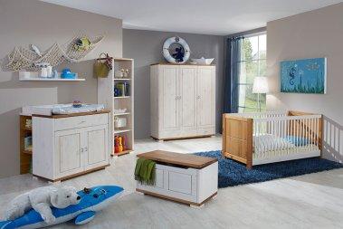 Babyzimmer No. 1 Janosch Kiefer massiv