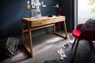 Schreibtisch Olek Wildeiche massiv