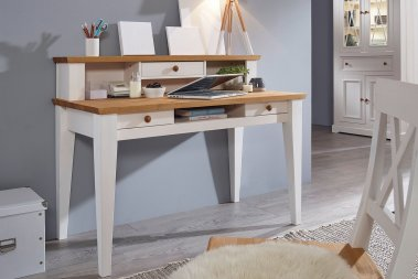 Schreibtisch Lucille Kiefer massiv