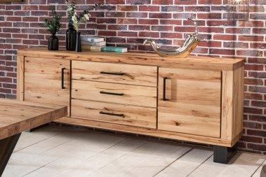 massivholz sideboards hochwertige massivholzm bel von der esstischgruppe bis. Black Bedroom Furniture Sets. Home Design Ideas