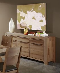 Sideboard No.1 Milo Wildeiche massiv