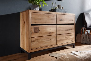 Sideboard No.1 Eleny Wildeiche massiv