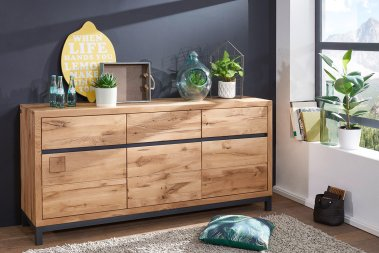 Sideboard No.2 Eleny Wildeiche massiv