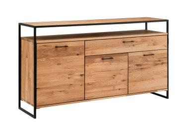 Sideboard No.1 Alvaro Wildeiche massiv