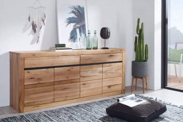 Sideboard No.2 Thoran Wildeiche massiv