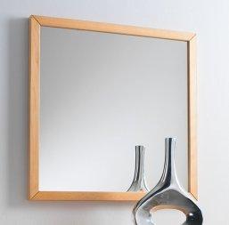 Spiegel No.3 Amadeo Kernbuche massiv