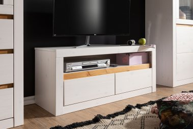 TV-Schrank No.1 Lagertha Kiefer massiv