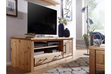 TV-Schrank No.1 Laroux Kiefer massiv