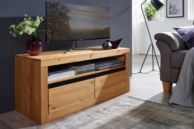 TV-Schrank No.1 Ragnar Kiefer massiv