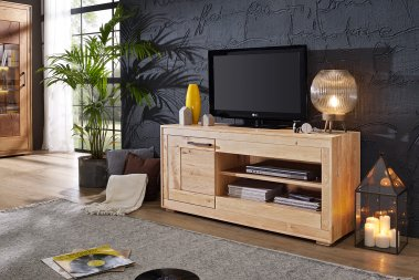 TV-Schrank No.1 Sandora Wildeiche massiv