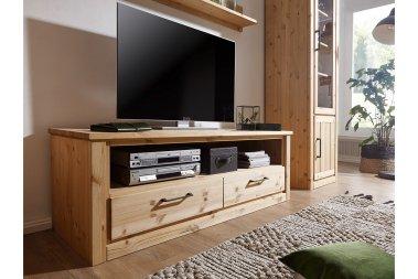 TV-Schrank No.2 Laroux Kiefer massiv
