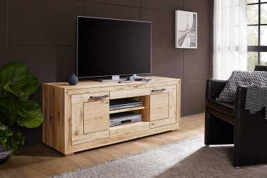 TV-Schrank No.2 Sandora Wildeiche massiv