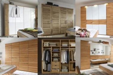 Kleiderschrank No.2 Universal, 2-türig, konfigurierbar
