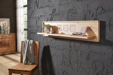 Wandboard No.3 Sandora Wildeiche massiv
