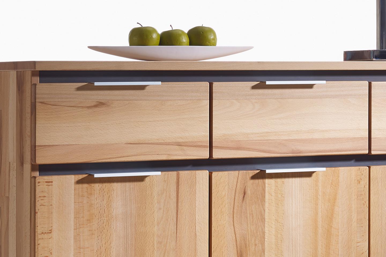 massivholz sideboard no 2 vinzent hochwertige massivholzm bel von der. Black Bedroom Furniture Sets. Home Design Ideas