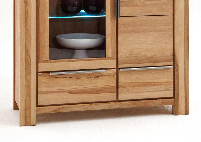 massivholz highboard no 2 allessandro. Black Bedroom Furniture Sets. Home Design Ideas